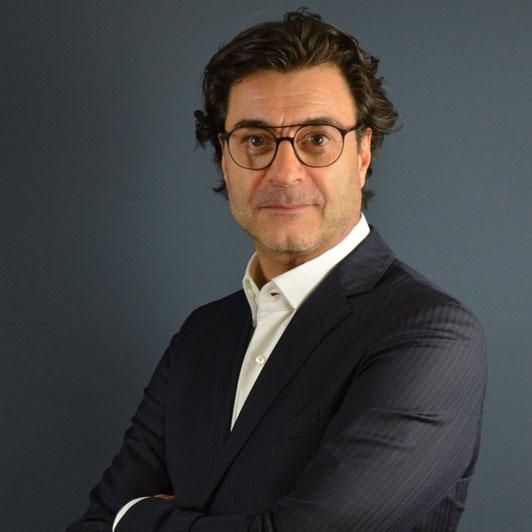 Shahram Rokni ist CEO beim Systrade in Frankfurt
