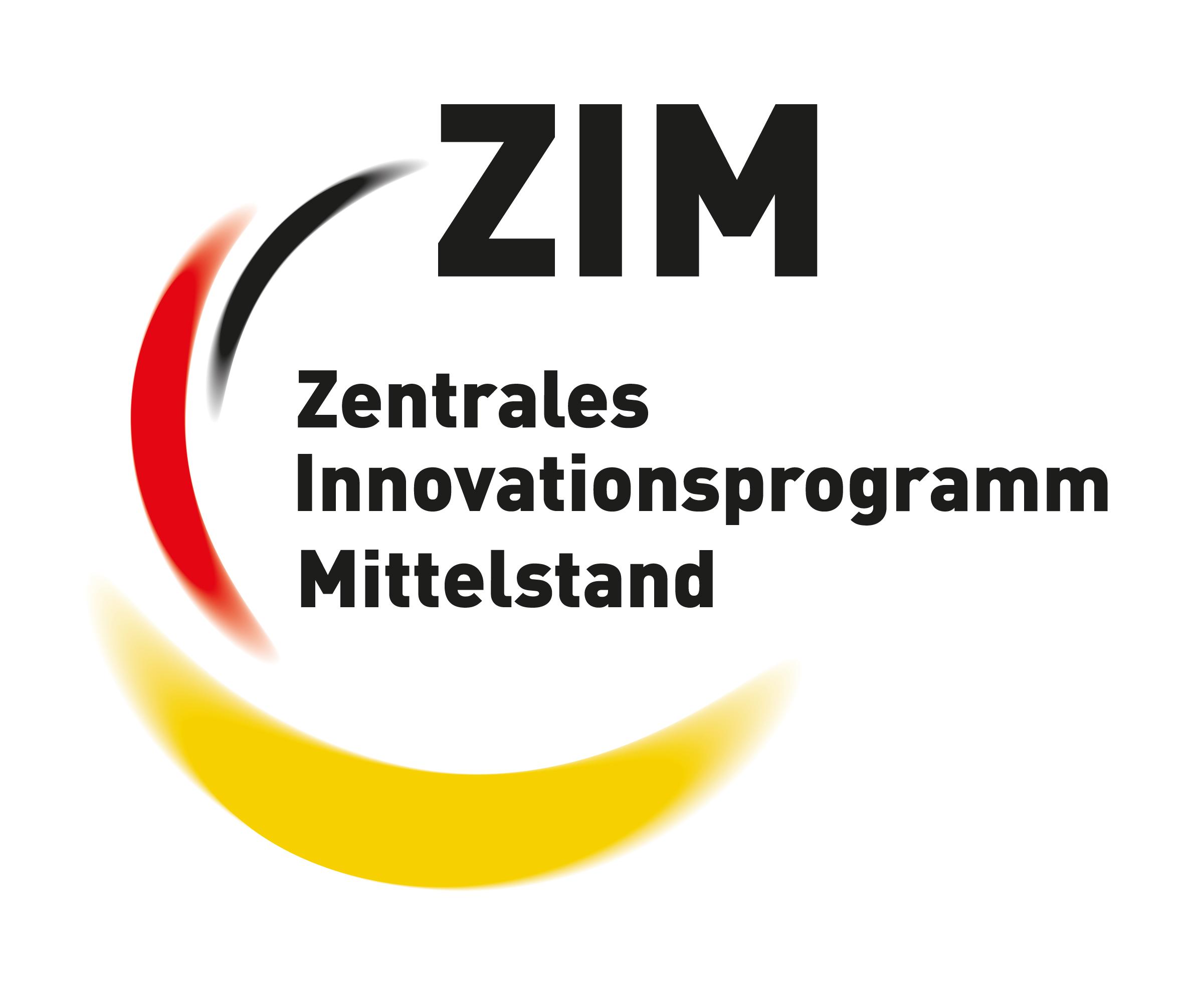 Systrade ist ausgezeichnet mit dem ZIM Logo